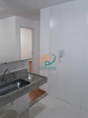 Apartamento com 2 dormitórios à venda, 44 m² por R$ 180.000,00 - Jardim Ansalca - Guarulho - Foto 6