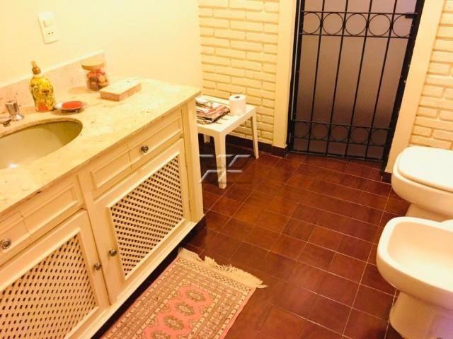 Casa à venda com 4 dormitórios em Cidade jardim, Rio claro cod:9931 - Foto 14