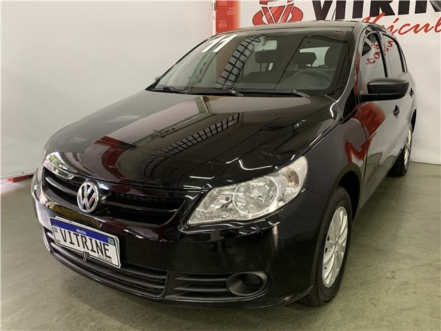 Volkswagen Gol 2011 1.0 mi 8v flex 4p manual g.v - Foto 4