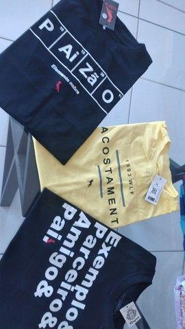 Camisas diversas marcas. - Foto 6