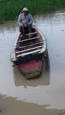 Uma canoa de 7 metro própria para corrida valo de 1500  - Foto 4