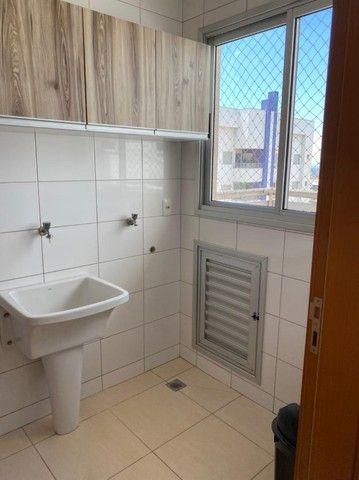 Apartamento com 3 quartos, churrasqueira e andar alto próximo ao Pantanal Shopping - Foto 9