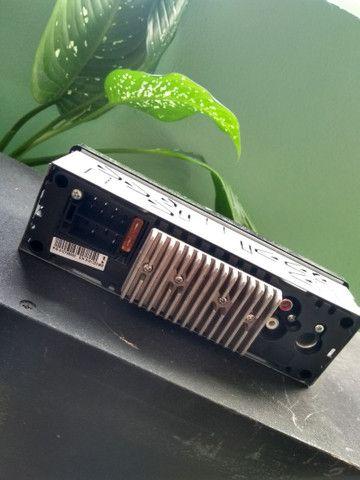 Caixa com par de 6x9 Bomber 140w RMS + Rádio Positron - Foto 3