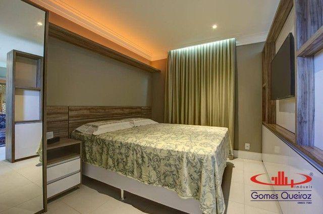 Apartamento todo MOBILIADO com 1 dormitório à venda, 39 m² por R$ 380.000 - Capuan - Cauca - Foto 10