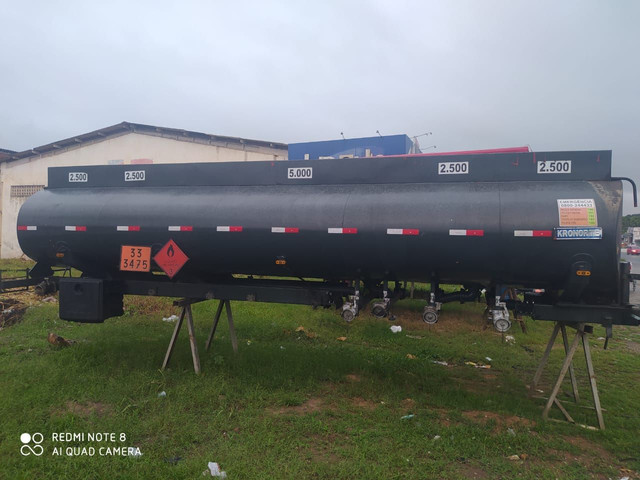 Tanque de combustível - Foto 3
