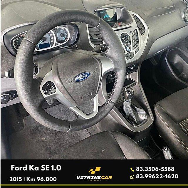 Ford Ka SE 2015 - Foto 7