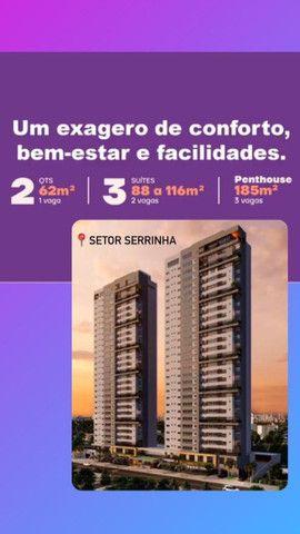Apartamentos de 2 3 Quartos no alto do Bueno