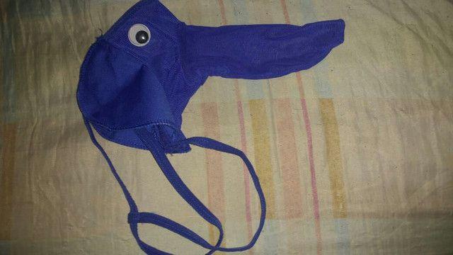 Cueca Elefante Azul G
