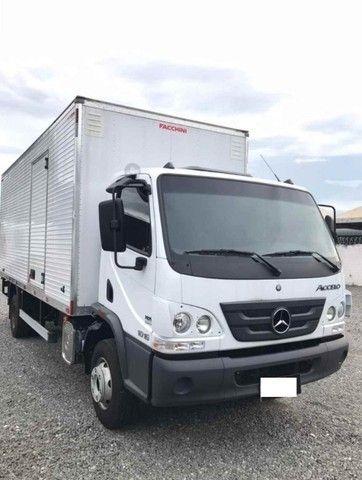 Caminho Mercedes Accelo 1016 - R$175.000,00