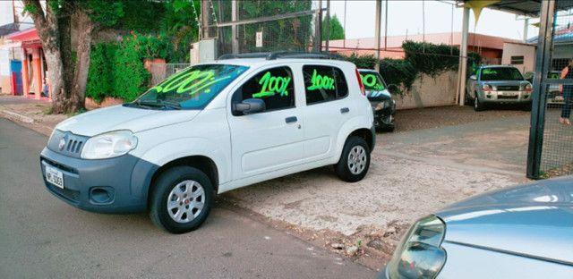 Uno vivace 2010 básico na promoção é na LUIZA automóveis  - Foto 3