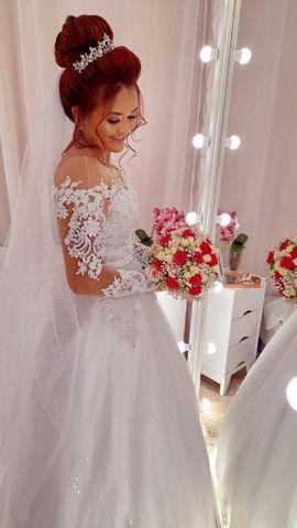Dia de noiva (sala montada especialmente para nossas noivinhas) - Foto 2