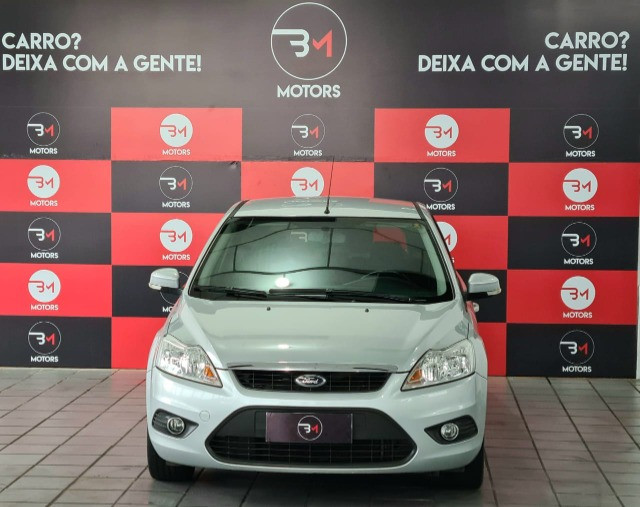 Ford Focus Hatch 1.6 2013 Manual Flex