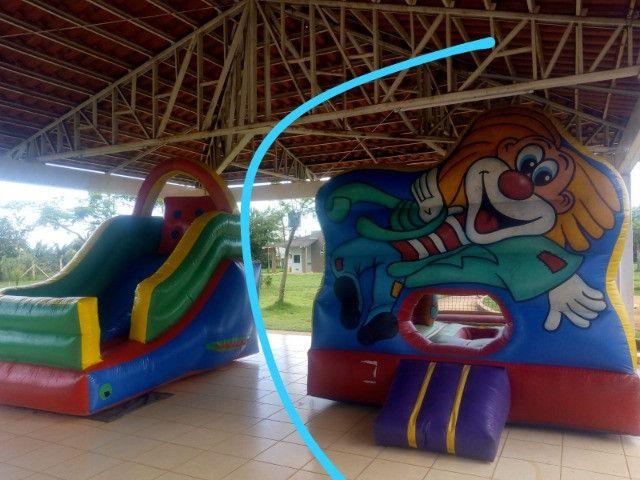 Aluguel de brinquedos ( pula pula) - Foto 3