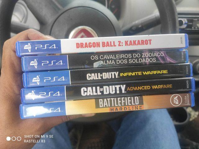 Jogos de PS4 40 a 100