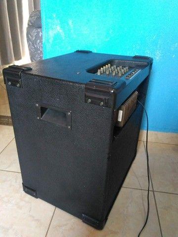 Caixa amplificada Staner KS150 4 canais - Foto 3