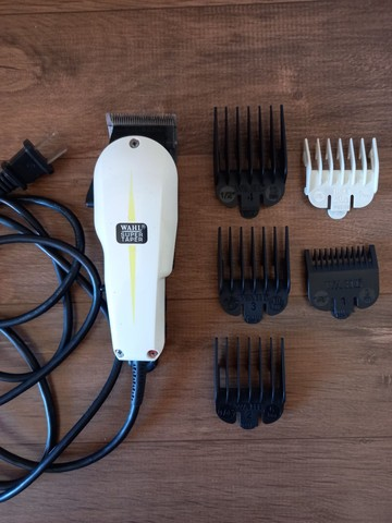 Maquina de corta cabelo  whal super taper - Foto 3