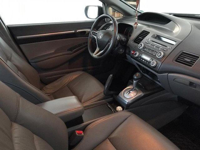 Honda / Civic sedan exs 1.8 flex. 16v aut. 4p 2008 - Foto 3