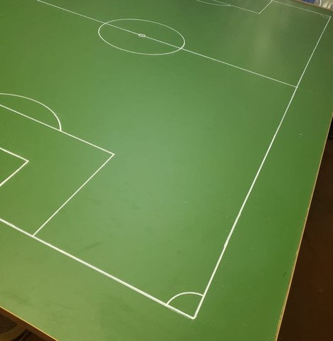 Futebol de mesa ( botão )  - Foto 2