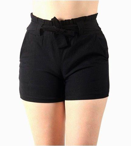 Short cintura alta novo Tam GG pequeno. Veste G