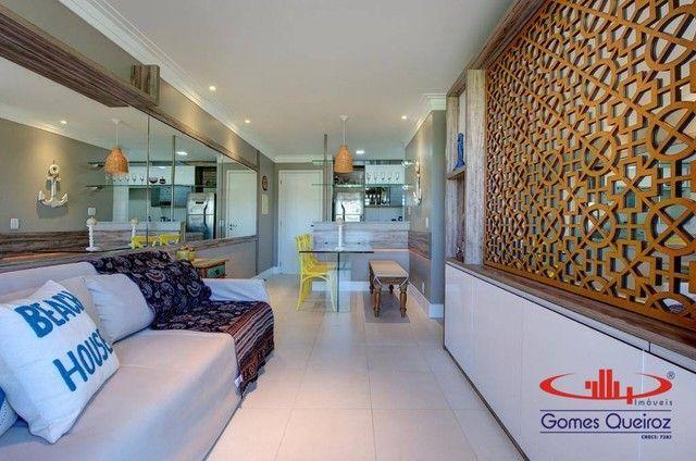 Apartamento todo MOBILIADO com 1 dormitório à venda, 39 m² por R$ 380.000 - Capuan - Cauca - Foto 11
