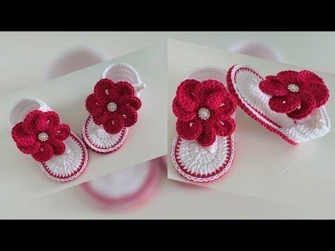 Kit Sapatinhos de Crochê Masculino e Feminino