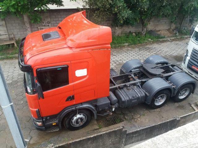 Caminhão Scania a venda - Foto 4