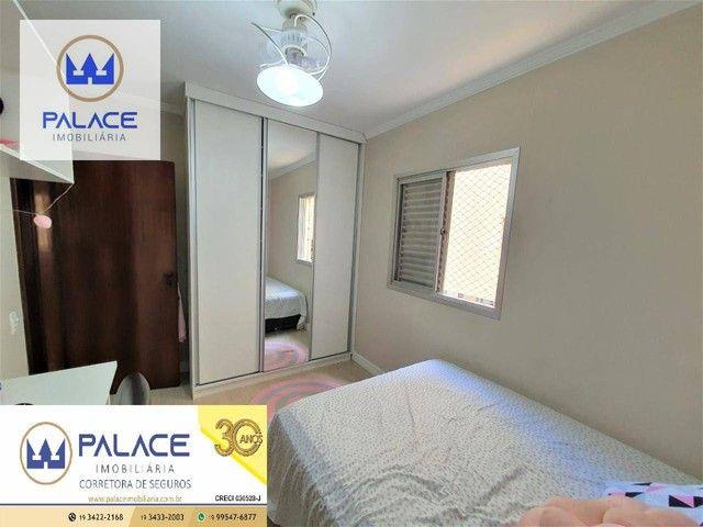 Apartamento com 3 dormitórios à venda, 86 m² por R$ 350.000,00 - Nova América - Piracicaba - Foto 12