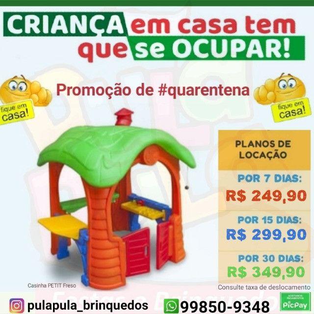 Brinquedos de playground em promoção por 7, 15 e 30 dias - Foto 6