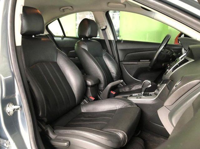 Chevrolet Cruze 1.8 LT Automático 2013 - Foto 8