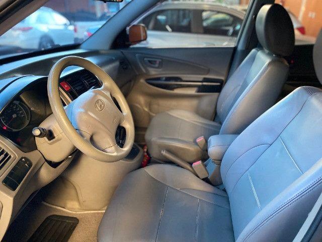 Hyundai Tucson 2.0 Automático Flex 2013 GLS - Versão Top de linha, financiamos! - Foto 10
