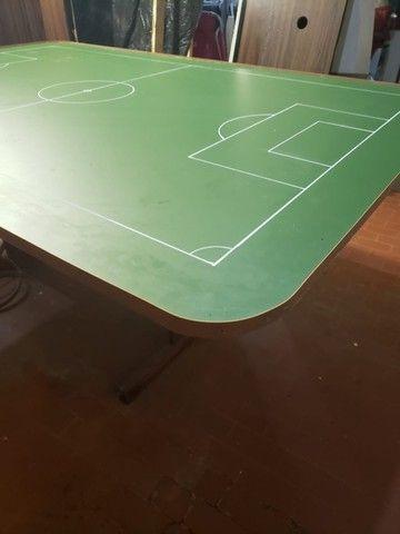 Futebol de mesa ( botão )  - Foto 3