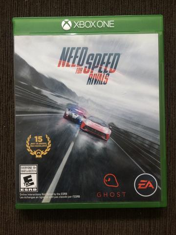 Need For Speed - Rivals ( Xbox One )