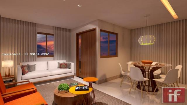 Casa de condomínio à venda com 3 dormitórios em Imbassaí, Mata de são joão cod:371 - Foto 4