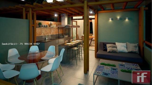Casa de condomínio à venda com 3 dormitórios em Imbassaí, Mata de são joão cod:371 - Foto 8