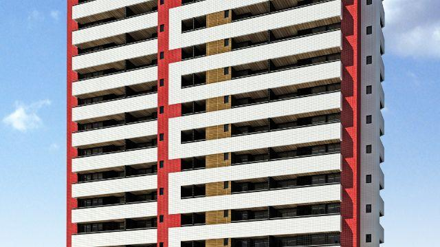 Atlantic Tower Atalaia 420mil 10andar Pronto 4/4