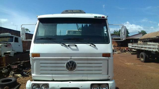 Caminhão vw 14 210 truck