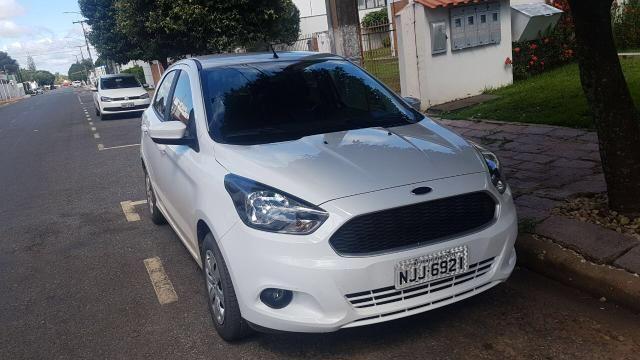 Ford ka se 1.0 ha 5p / 85cv - flex branco