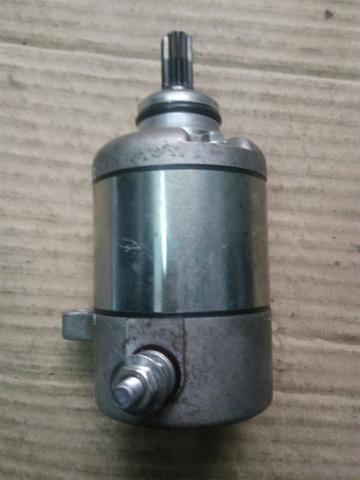 Motor de partida original biz 125