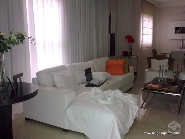 Apartamento 3 Quartos_ Meia Praia _ Vista para mar _ 2 vagas garagem - Foto 6