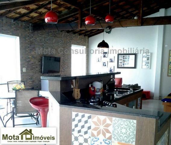 Mota Imóveis - Centro de Araruama Linda Casa 3 Qts com Piscina eÁrea Gourmet. CA-393 - Foto 10