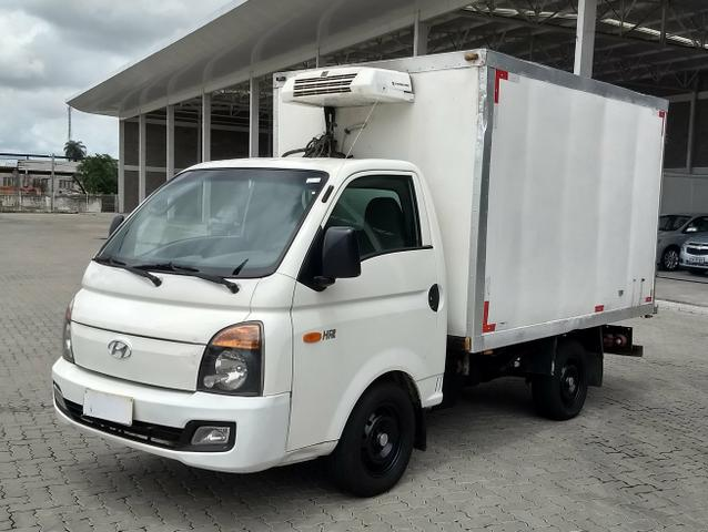 Hyundai HR 2.5 Bau Refrigerado 2013 - Foto 3