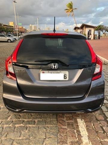 Honda Fit 1.5 LX Aut Ipva pago emplacado janeiro de 2018 - Foto 4