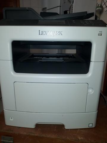 Multifuncional Lexmark MX410DE R$ 800.00
