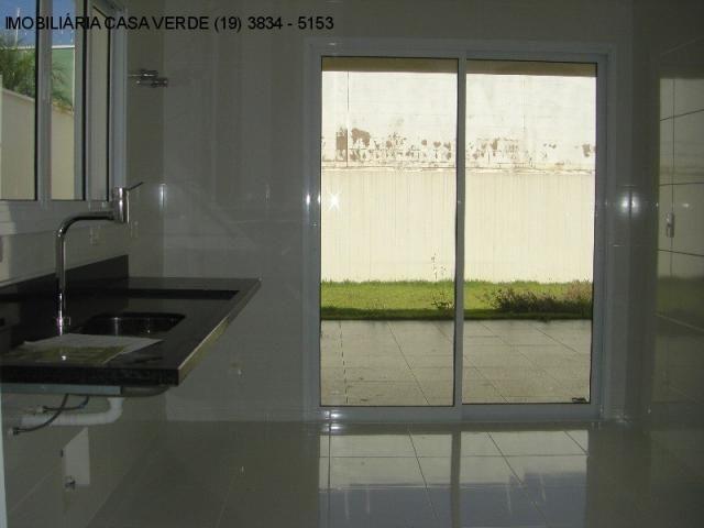 Casa de condomínio à venda com 3 dormitórios em Jardim santa rita, Indaiatuba cod:CA05225 - Foto 19