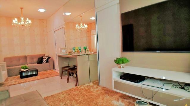 Sobrado 4 Suítes + Escritório, 319 m² c/ armários e lazer na 307 Sul - Foto 7