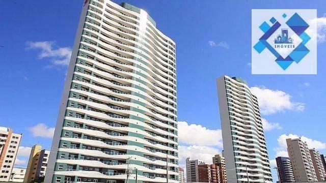 Apartamento com 3 dormitórios à venda, 164 m² por R$ 1.100.000,00 - Guararapes - Fortaleza - Foto 17