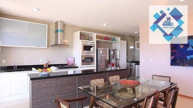 Apartamento com 3 dormitórios à venda, 164 m² por R$ 1.100.000,00 - Guararapes - Fortaleza - Foto 3