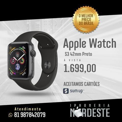 509c3b6d623 Apple Watch S3 42mm (cores) - Celulares e telefonia - Candeias ...