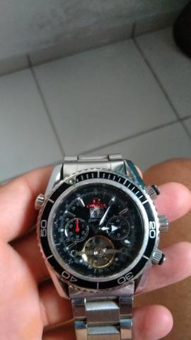 6820265d282 Relógio Ômega da cada de 90 - Bijouterias