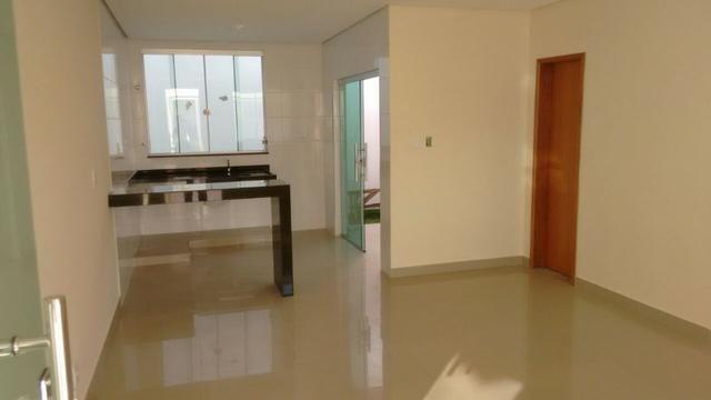 Casa em Ipatinga, 3 qts/suite, 110 m², 2 vags 5x5 mts, piso porc retif. Valor 240 mil - Foto 7